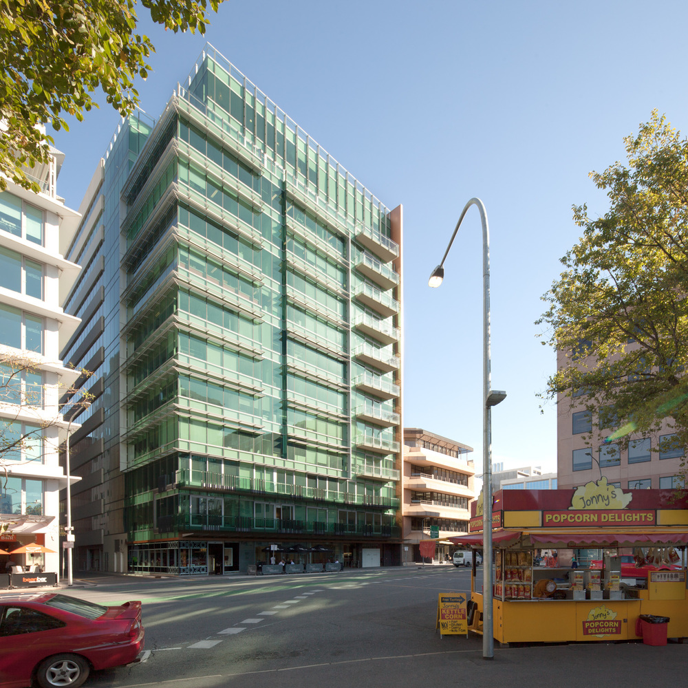 Great office space located in one of Adelaide's newest office towers, located overlooking Hindmarsh Sq