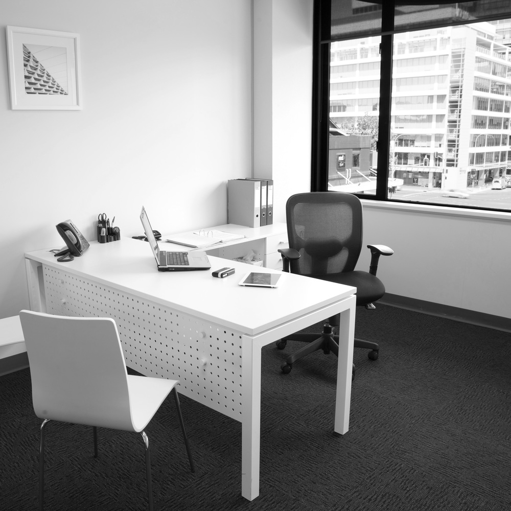 Access to fully furnished offices when you need them