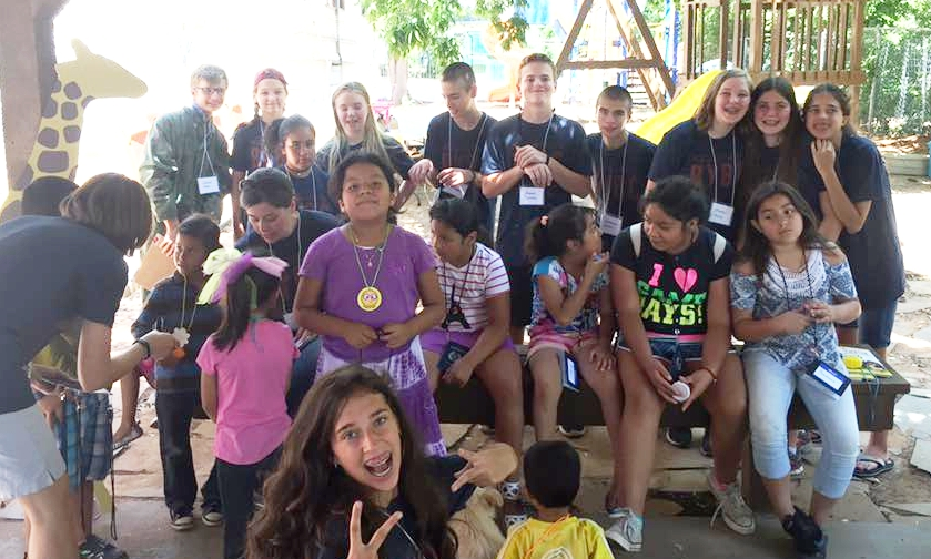 Cross and Crown Bible Camp Summer 2017