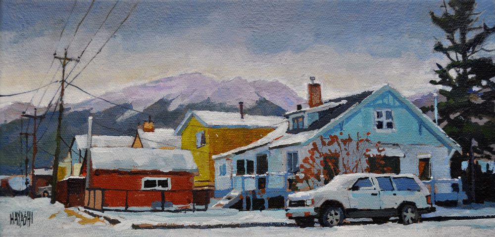 Jasper Residential 6x12 Mountain Galleries, Jasper AB