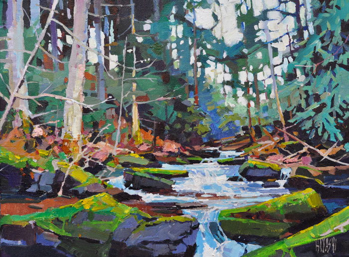 Forest Flow Study 1