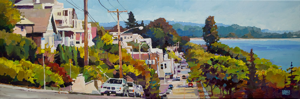 White Rock View 12 x 36
