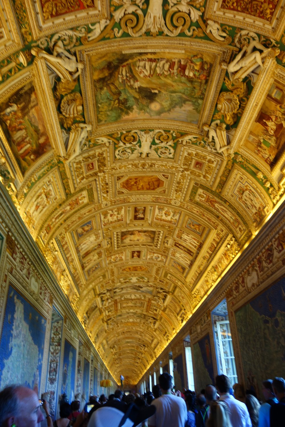 Inside the Vatican Museums