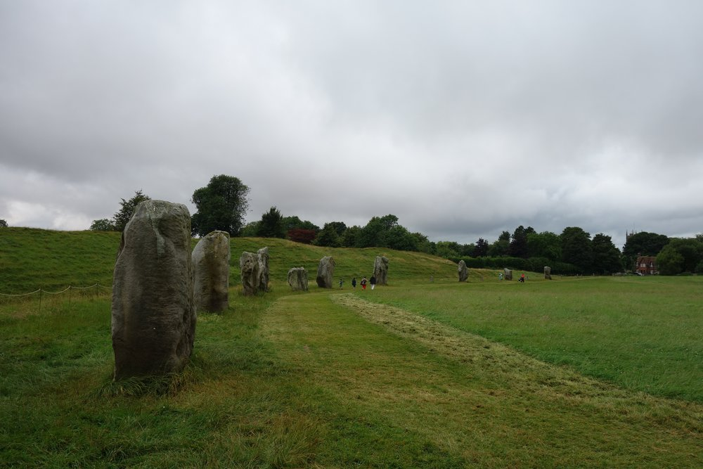 Avebury - the energy here was phenomenal.