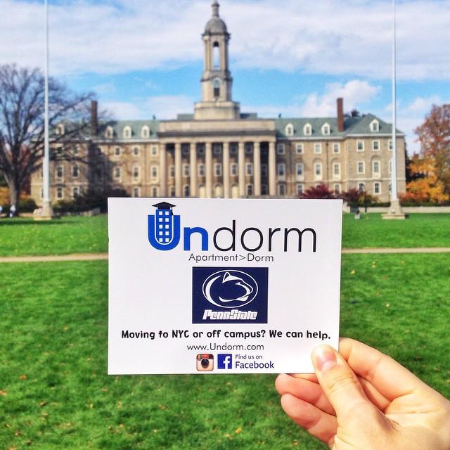 Undorm x Penn State