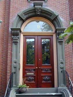 Door project by Historic Door Corporation & Services u2014 Phoenix Hill Restorations