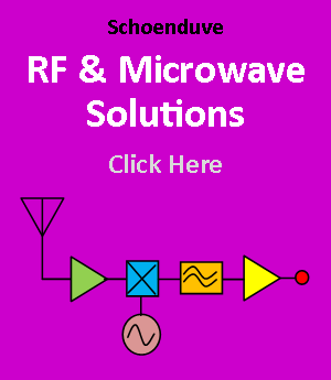 RF and Microwave Solutions, Exelis, American Technical Ceramics, ATC, Q-Tech, RTX, Radiocrafts,