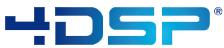 4dsp logo