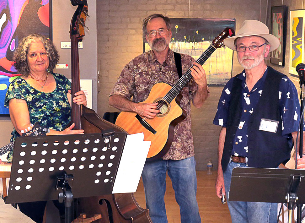 The Rivereens-Tracy, Henry Candace, Steve