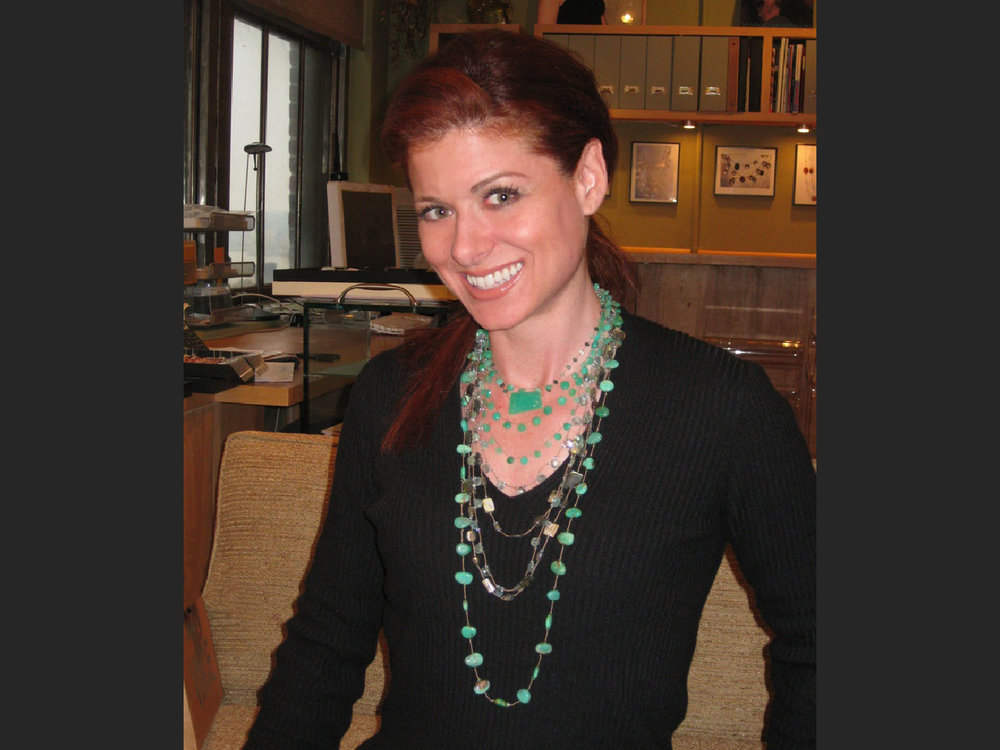 Debra Messing, actress