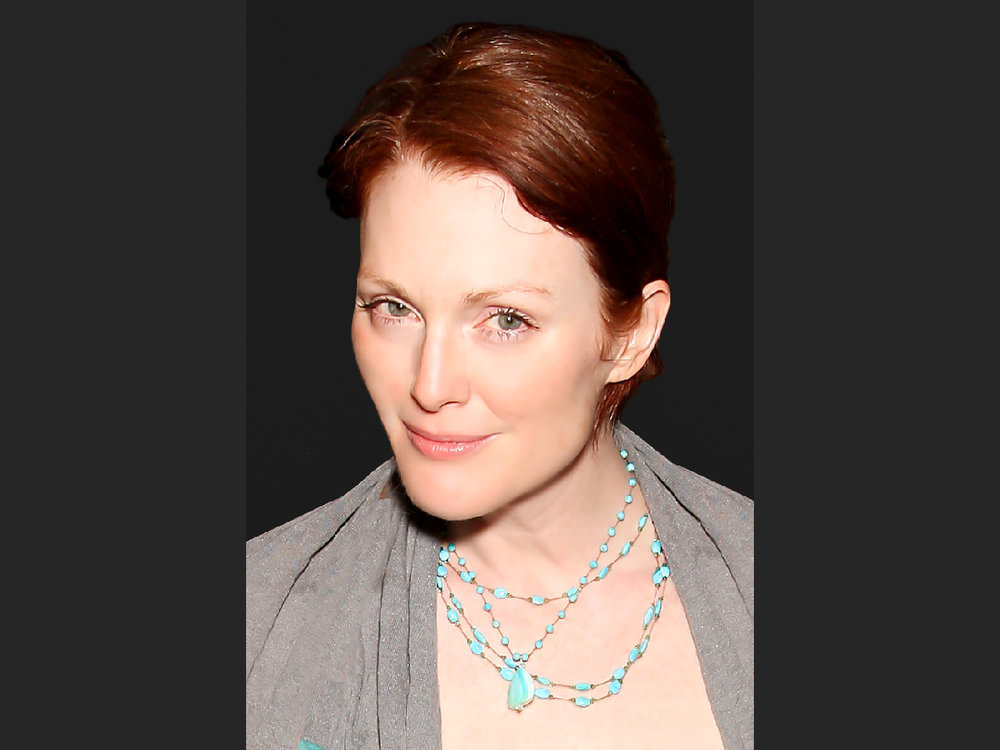 Julianne Moore, actress