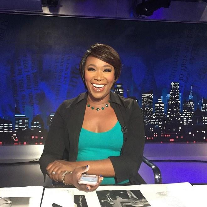 Joy Reid, MSNBC