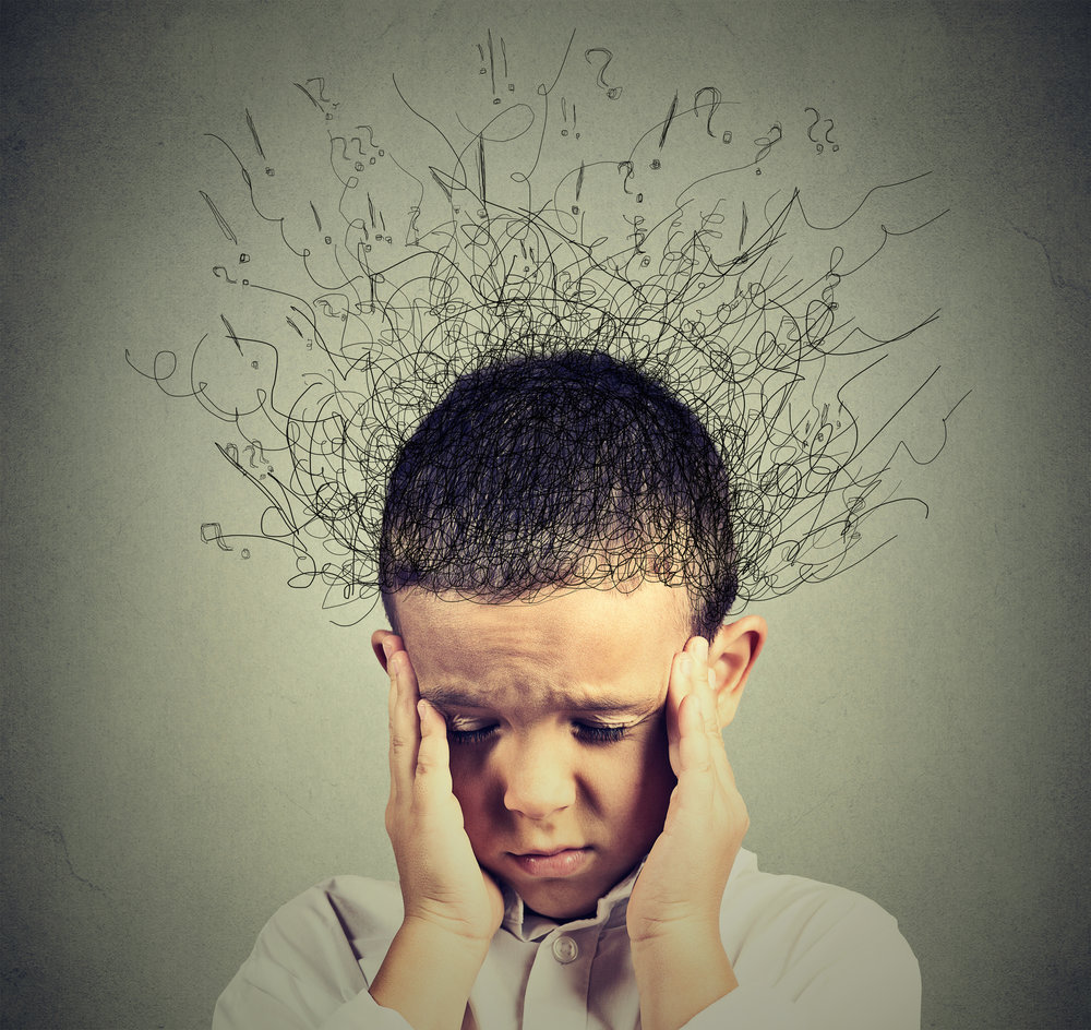 ADHD is one of the most common mental health problems in children -