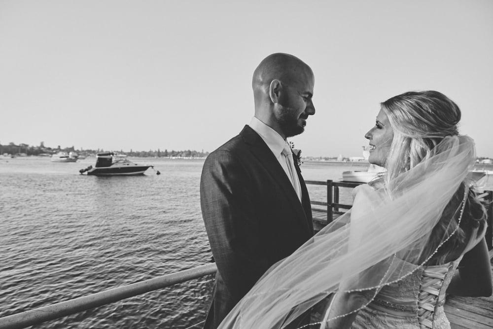 Fremantle destination wedding by Fennel & Fox Photography