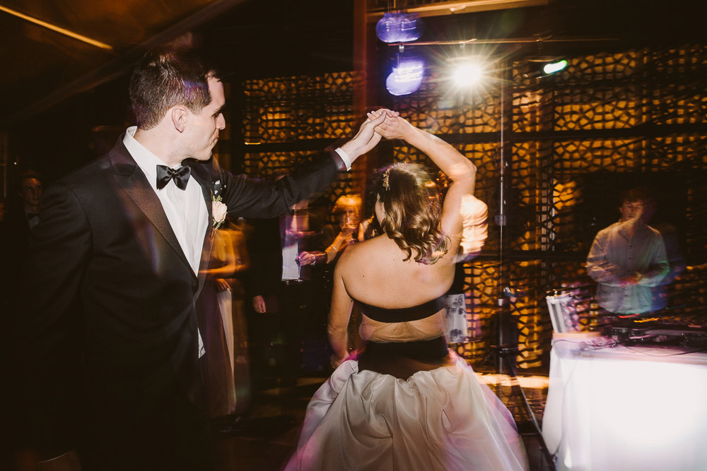 Carla & Matt's epic black tie wedding at Circa, The Prince, St Kilda. Copyright 2016 Fennel & Fox Photography.
