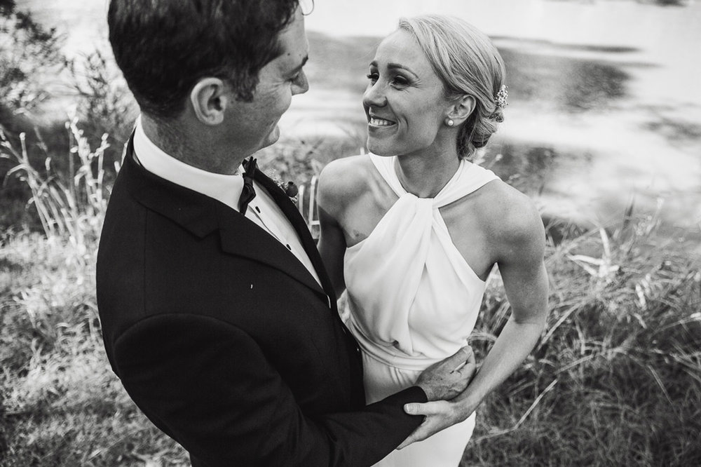 Emily & Dan's Fairfield Boathouse wedding by Fennel & Fox