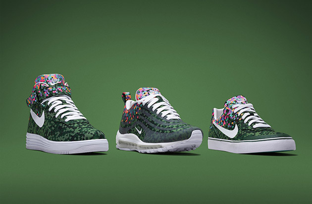"Nike ""Rio"" Brazil Pack"