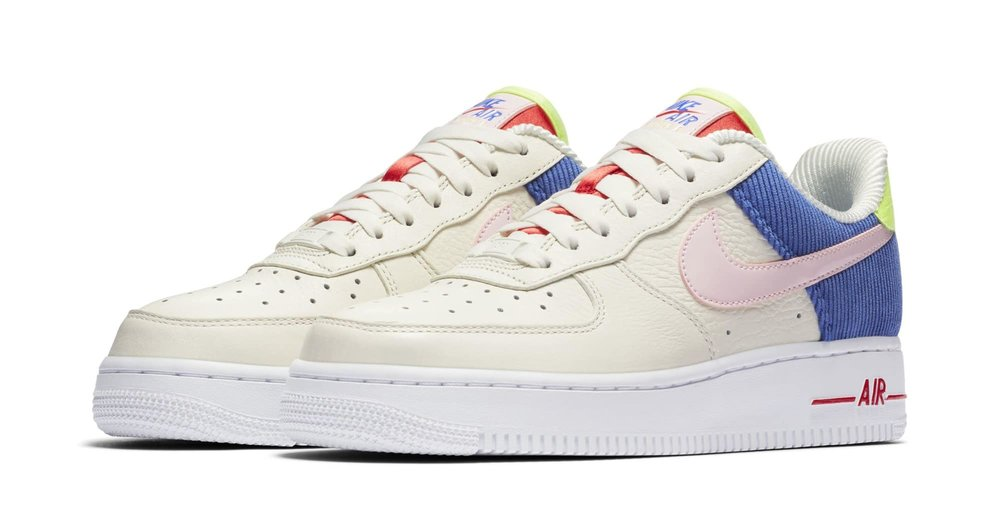 Panache Pack Air Force 1 Low releasing in May 2018.