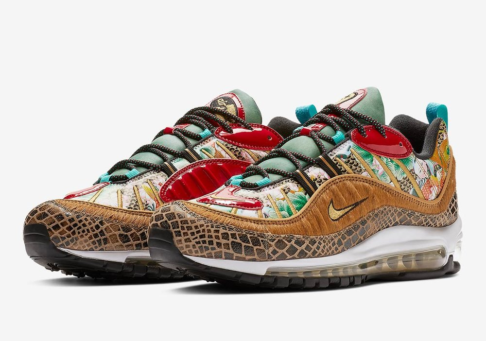 The Men's CNY Air Max is one of the best colorways in most recent years of the CNY