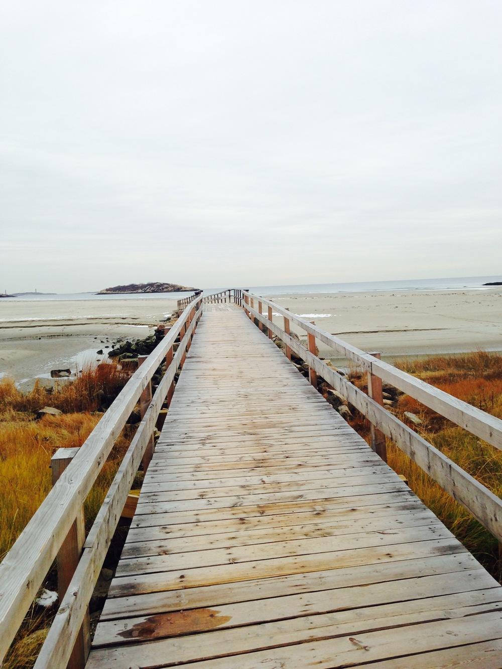 Boardwalk Bliss