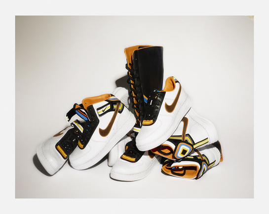 Riccardo Tisci for Nike Vogue Paris