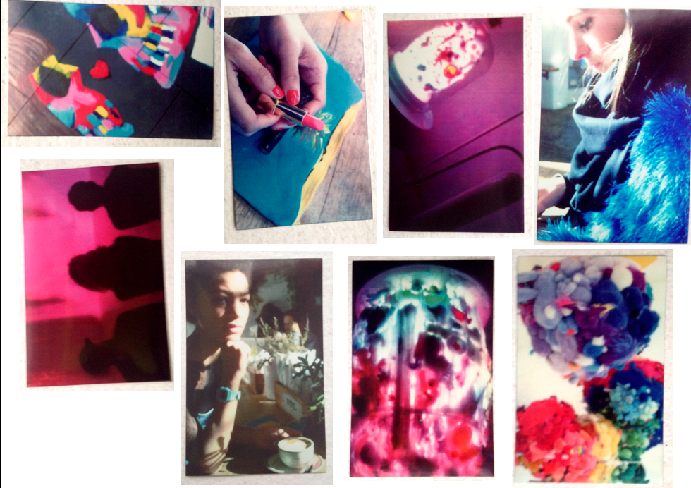 Polaroid Digital Camera Prints
