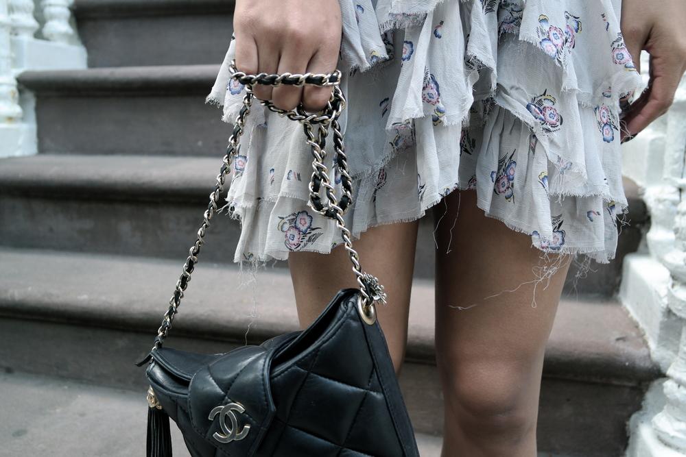 Chanel Vintage Bucket Bag