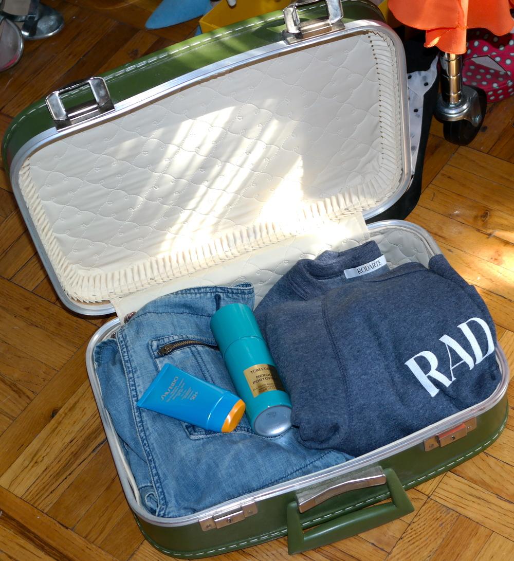 My Vintage Luggage