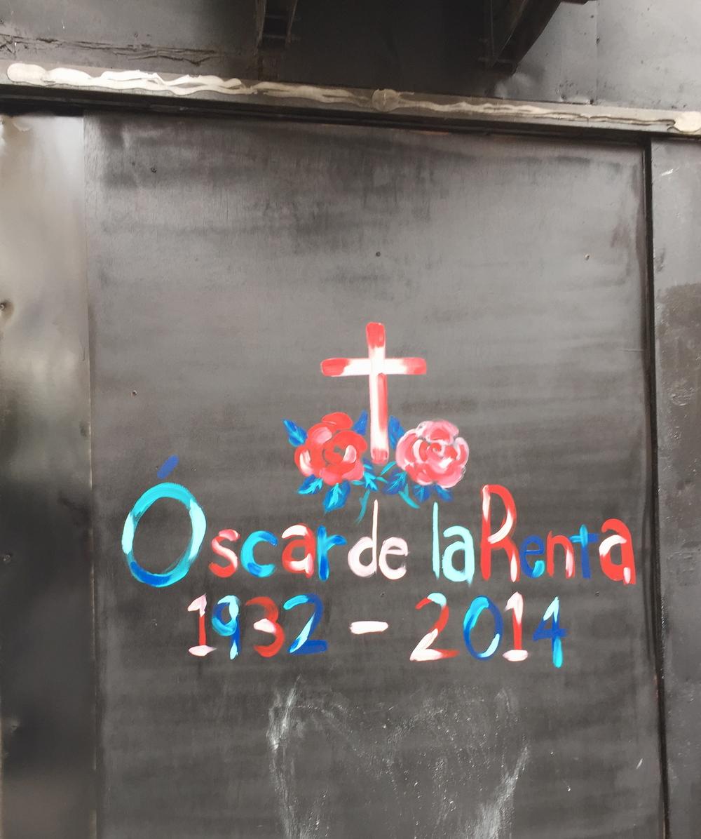Found Soho Street Art