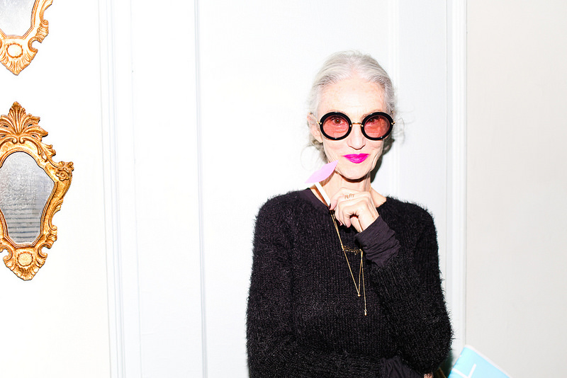 Linda Rodin for The Raw Book