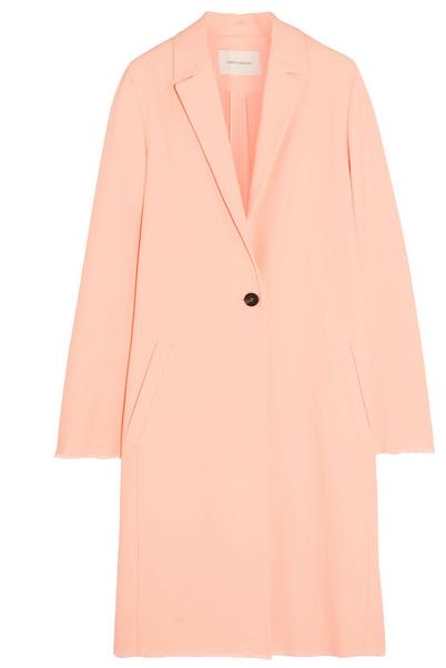 CÉDRIC CHARLIER Crepe coat