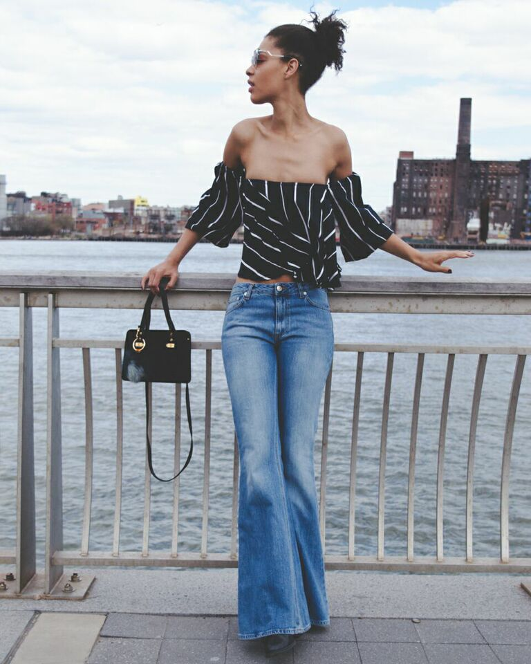 Claire Leana Millar East River Parkway Look Of the Week