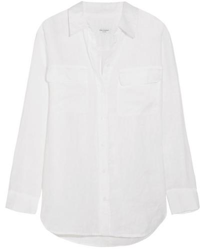 Linen Shirt by Equipment