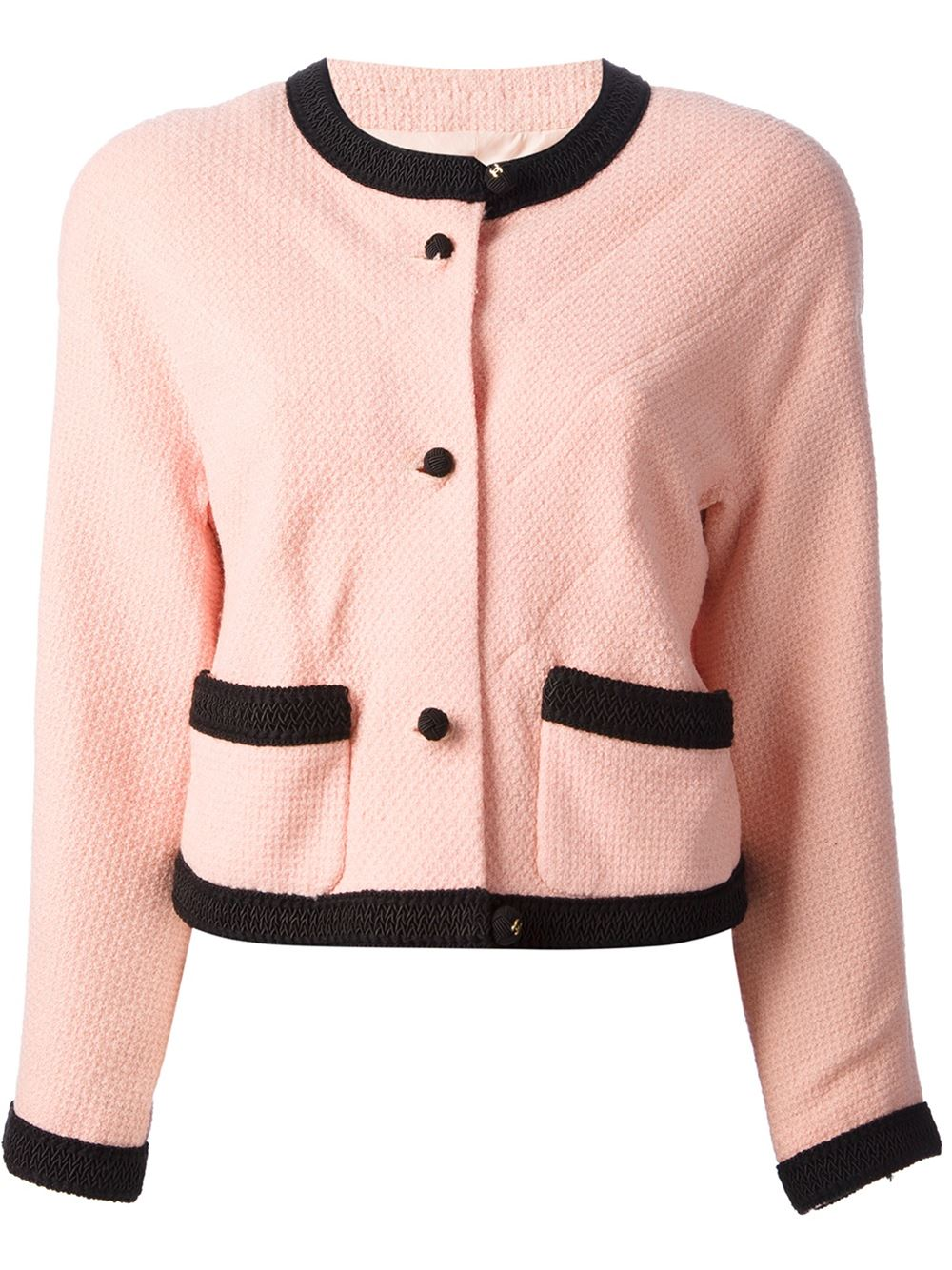 Smilar Chanel Pink Jacket