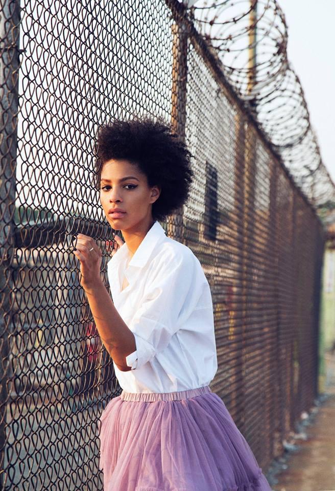 Claire Leana Millar StyleandAir.com Nasty Gal Tulle Tutu