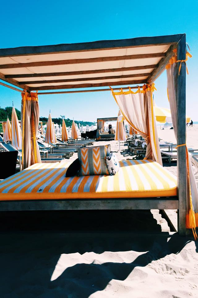 Cabanas at Gurneys Resort and Seawater Spa