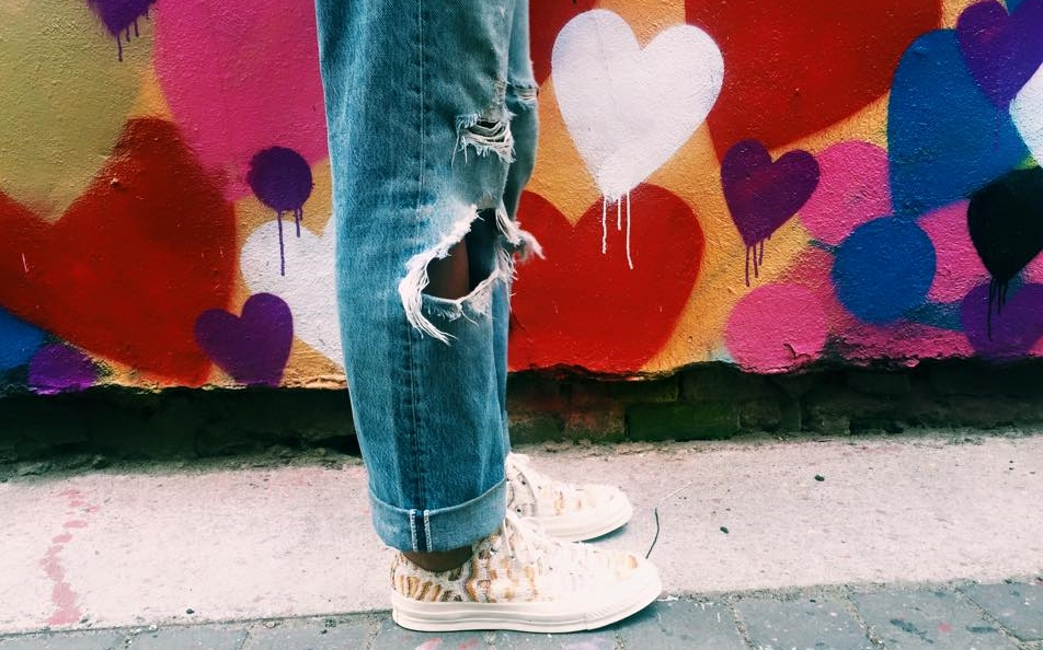 Converse + Missoni Terry Sneakers