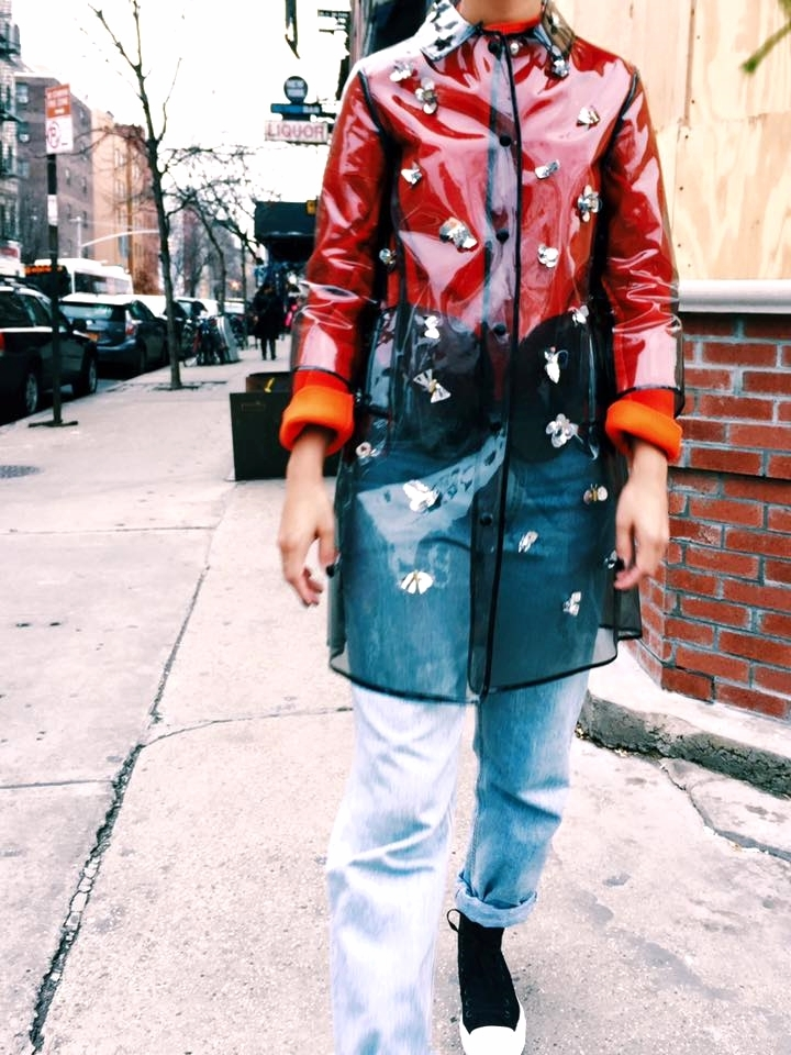 Claire Leana Millar Street Style Fall16 NYFW