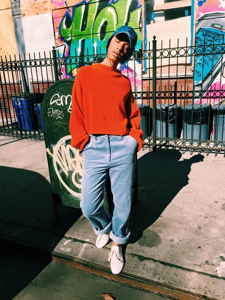 Claire Leana Millar Street Style NYFW AW 16 Color