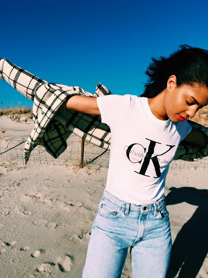 MyCalvins ClaireLeanaMillar Best Beauty Looks of NYFW A/W16