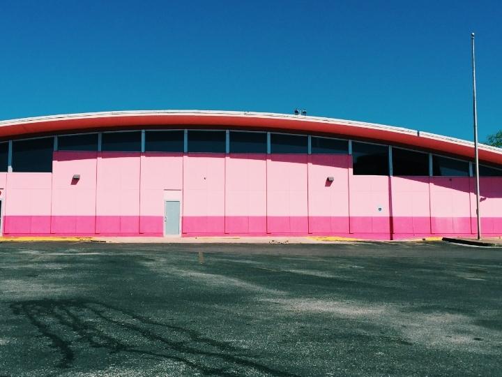 Bingo Hall in Austin Texas