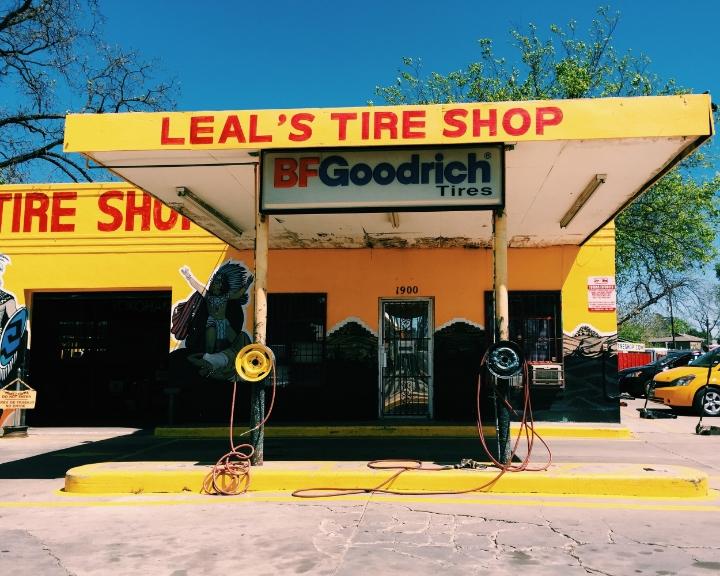 Leals Tire Shop Austin