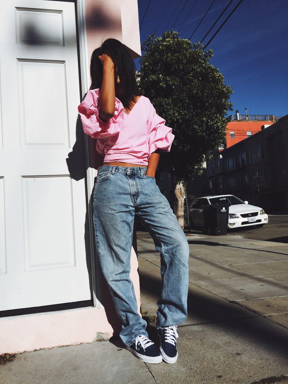 Claire Leana Millar in San Fran