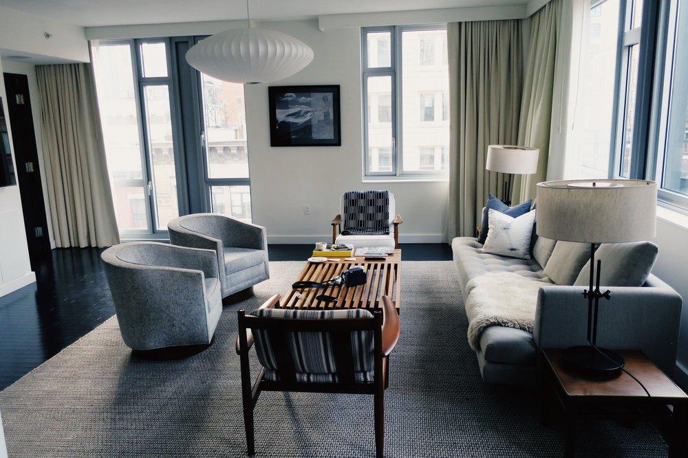 Smyth Hotel Tribeca Penthouse