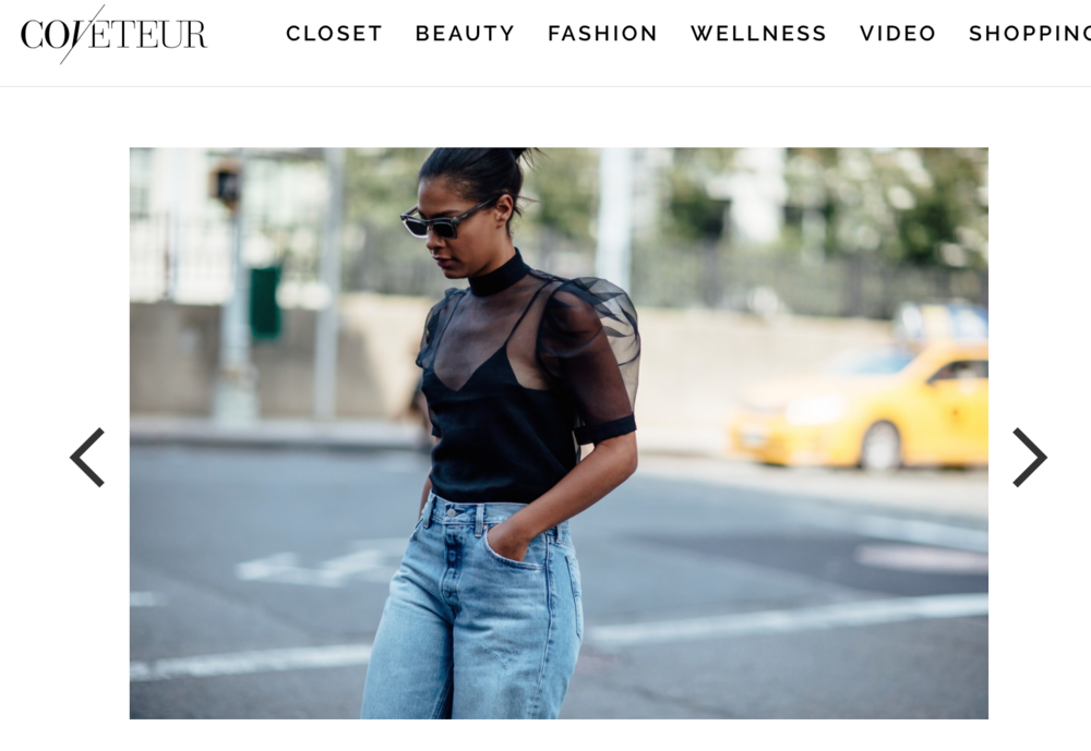 Claire Leana Millar New York Fashion Week Best Street Style Looks The Coveteur