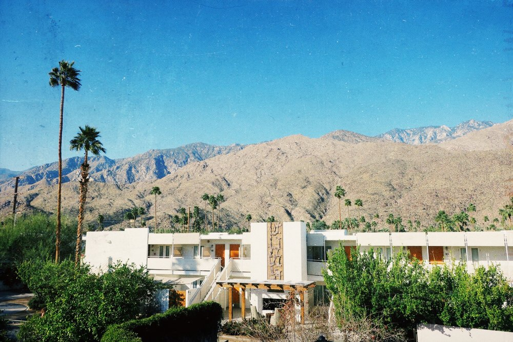 The Ace Hotel and Swim Club Palm Springs