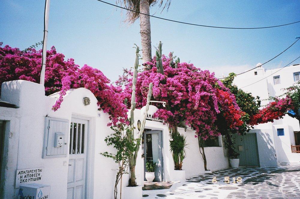 Claire Leana Millar heads to Greece