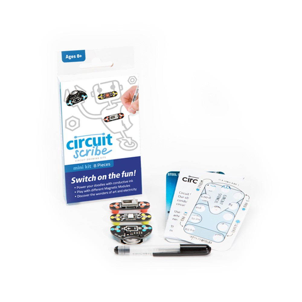 Tech Toys Girls Movement Invention Circuit Scribe Draw Circuits Instantly With Conductive