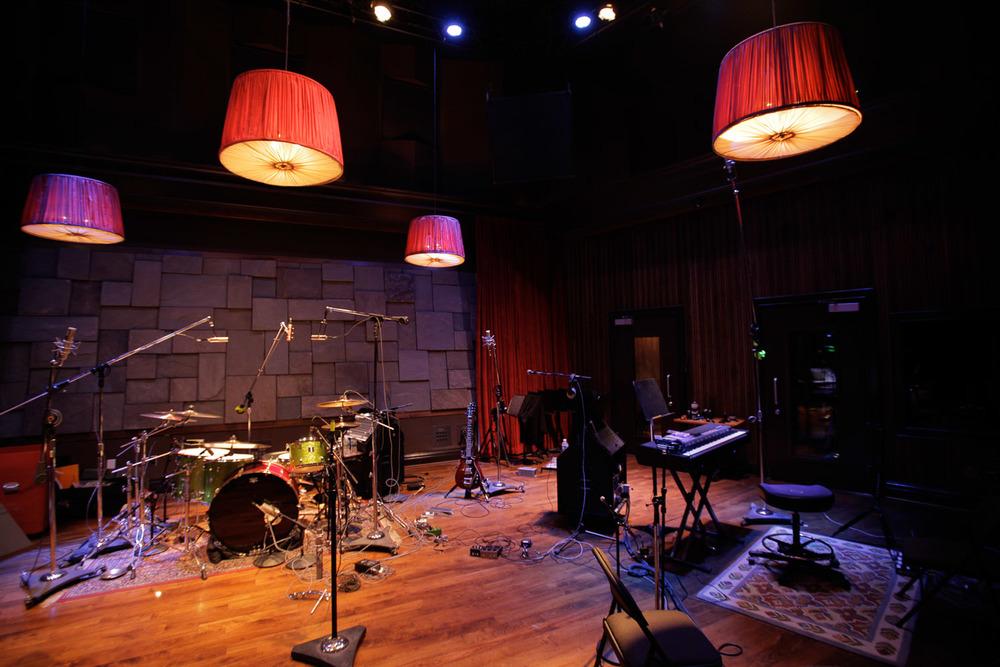 Blackbird Studios - Studio D