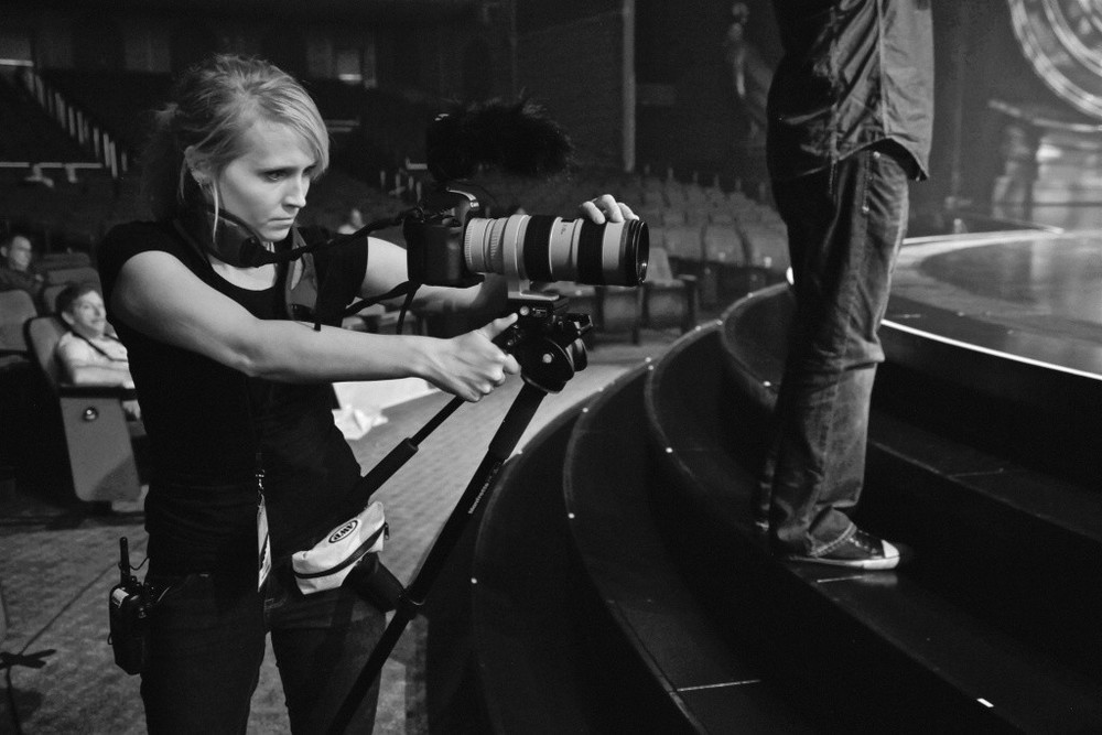 Taylor Ingraham on the long lens and monopod